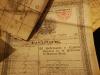 """Il passaporto di Darwin conservato al Museo \""""Bernardino Rivadavia\"""" di Buenos Aires"""
